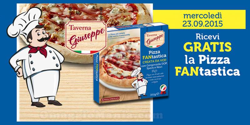Pizza FANtastica gratis da Lidl