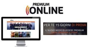 Premium Online 15 giorni di prova gratis