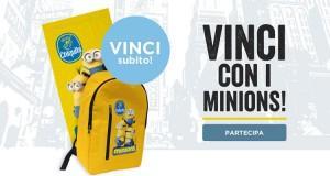 Vinci con i Minions e Chiquita