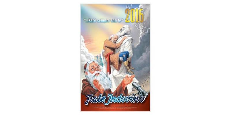 calendario Frate Indovino 2016