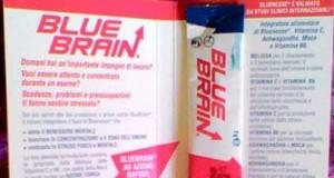 campione omaggio Blue Brain ricevuto da Roberta