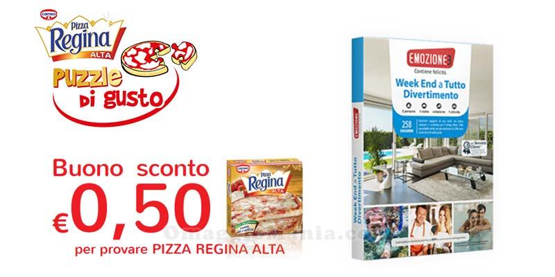 concorso Pizza Regina Alta Puzzle di Gusto