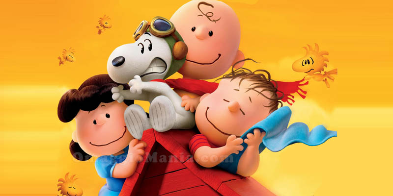 film Snoopy & Friends