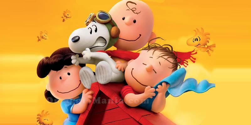 film Snoopy & Friends