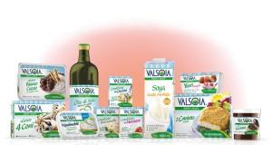 fornitura di prodotti Valsoia