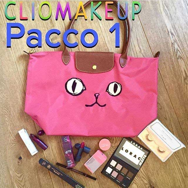 giveaway settembre ClioMakeUp pacco 1