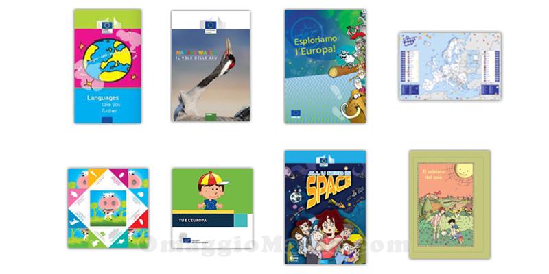 libri omaggio da EU Bookshop