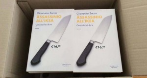 libro Assassinio all'IKEA Giovanna Zucca