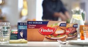 linea Big Burger Findus