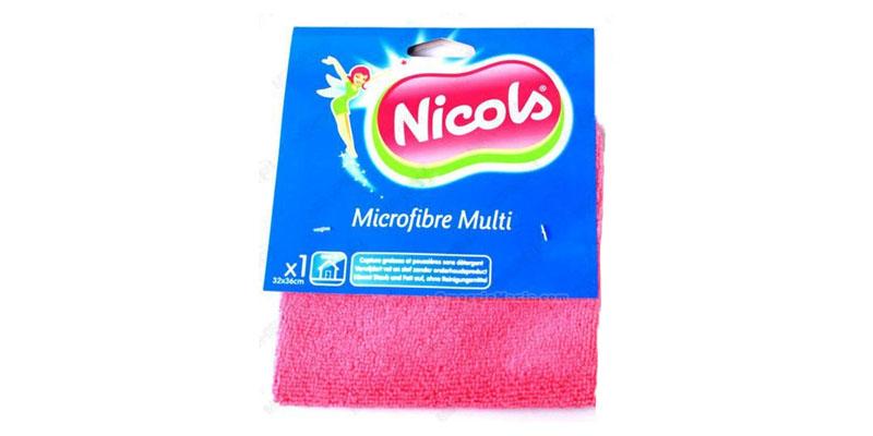 panni in microfibra Nicols