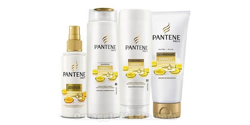prodotti Pantene Perfect Hydration