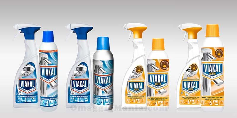 prodotti Viakal