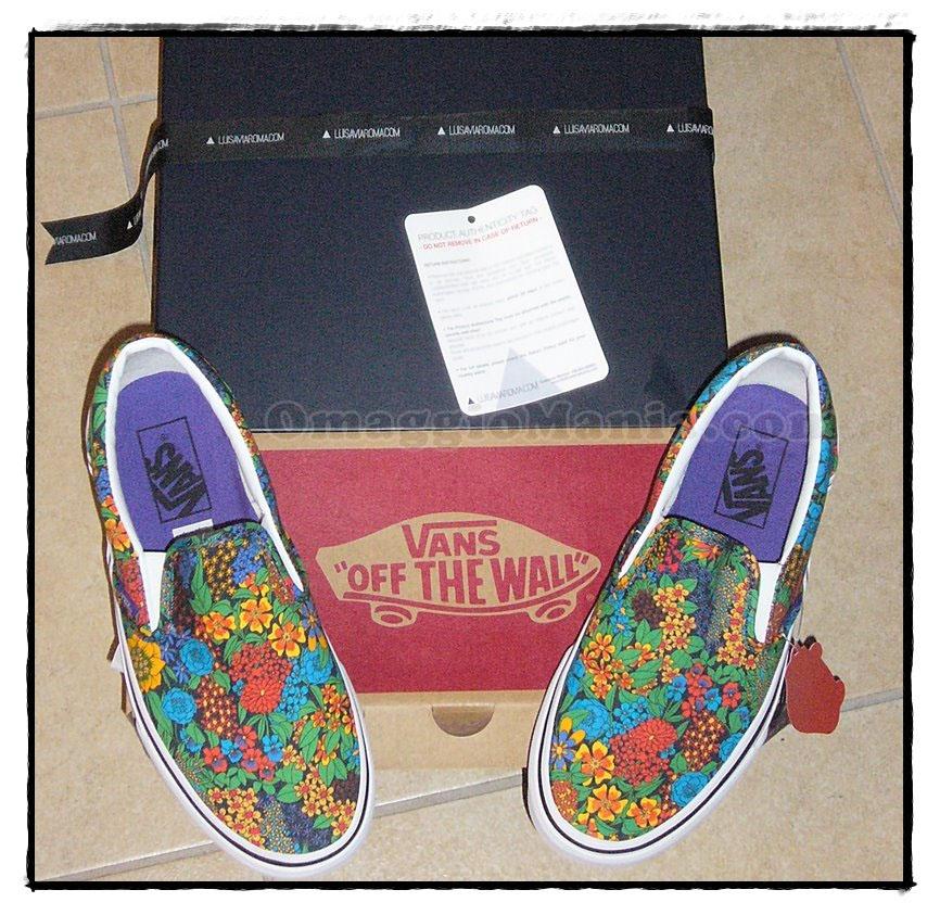 scarpe Vans di Sonia
