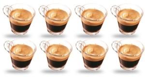tazzine caffè lavazza 1 anno