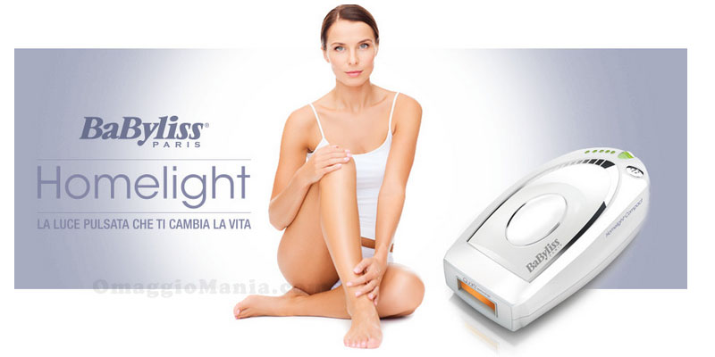 test BaByliss Homelight con The Insiders
