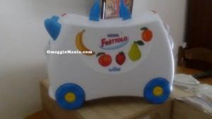 trolley Fruttolo vinto da Antonella