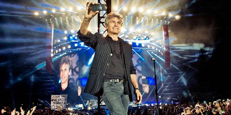 vinci concerto di Ligabue Campovolo 2015