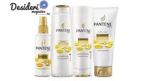 vinci i prodotti Pantene Perfect Hydration con Desideri Magazine