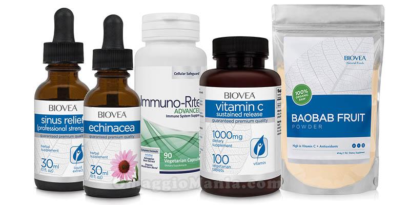 vinci kit Biovea per rafforzare il sistema immunitario