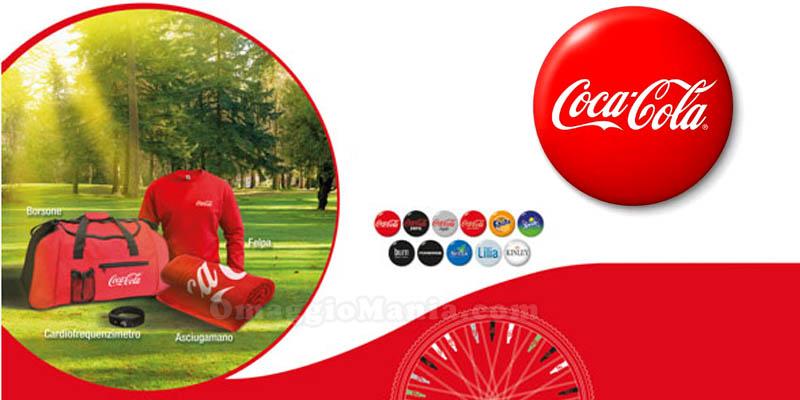 vinci kit fitness Coca Cola con Carrefour
