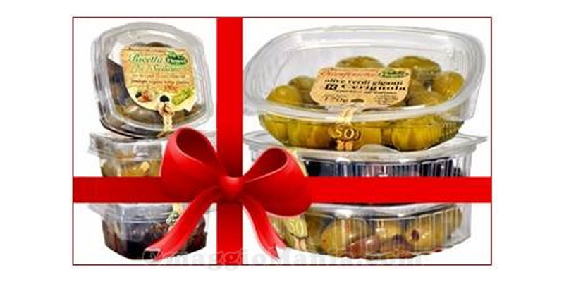 vinci kit olive con Ficacci Olive