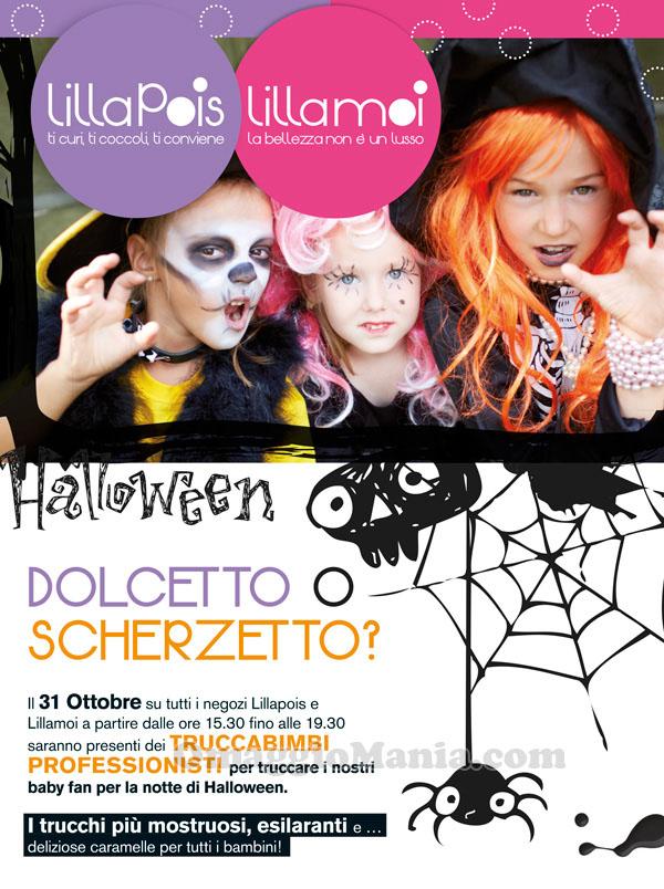 Halloween da Lillapoi e Lillamoi