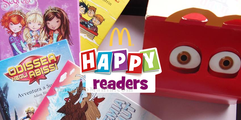 Happy Readers McDonald's