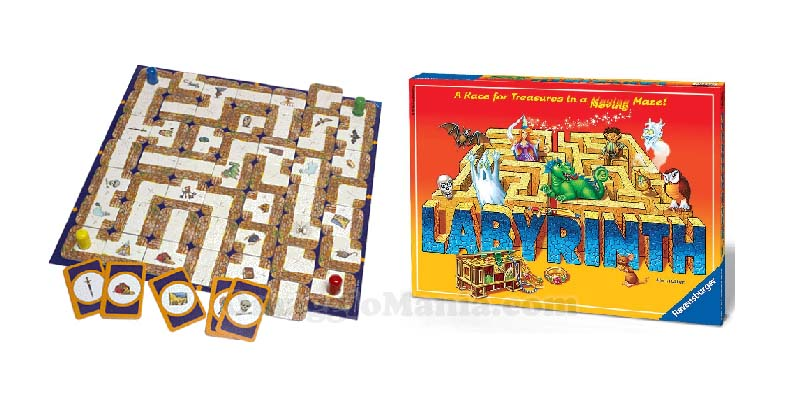 Labyrinth Ravensburger