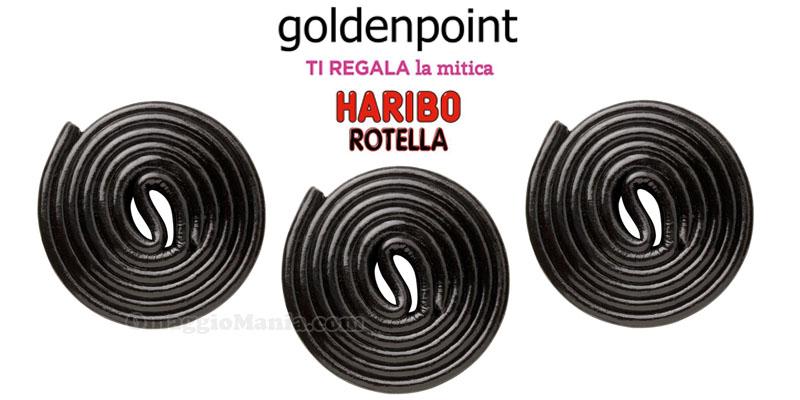 Rotella Haribo omaggio da Goldenpoint