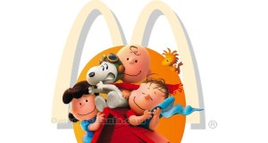 Snoopy & Friends omaggio da McDonald's