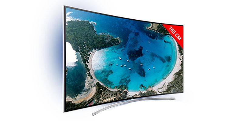 TV Samsung 65 pollici