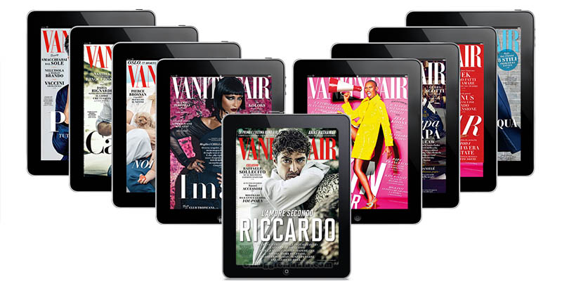 Vanity Fair abbonamenti digitali