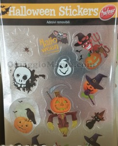 adesivi Halloween removibili da Dufour