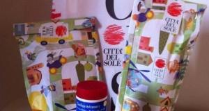 bolle di sapone omaggio da Città del Sole di Sara