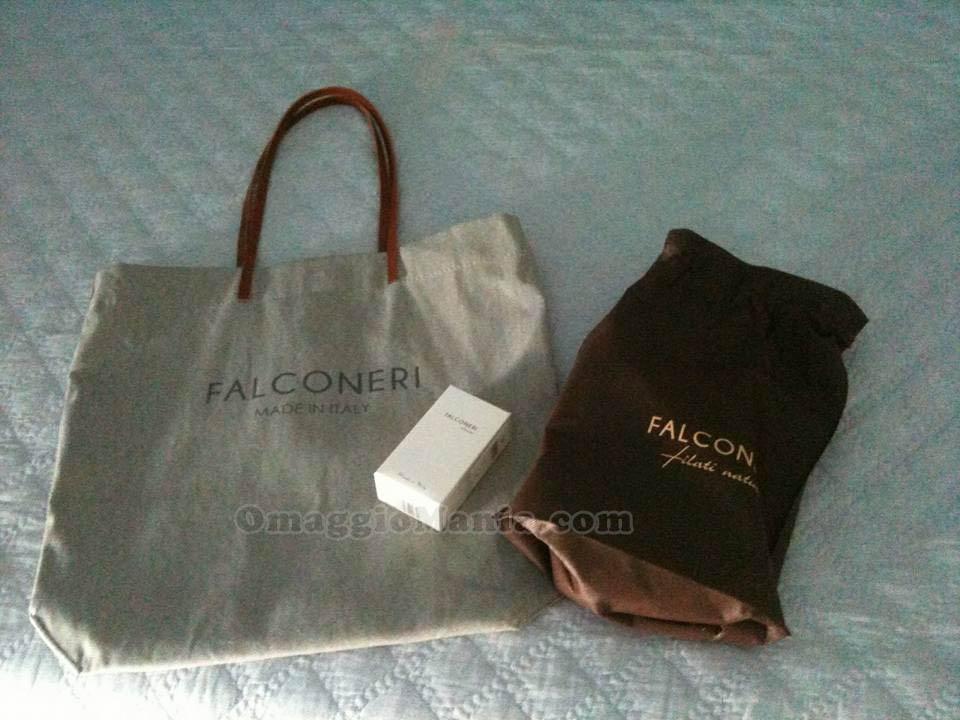 borsa Falconeri omaggio di Ilaria