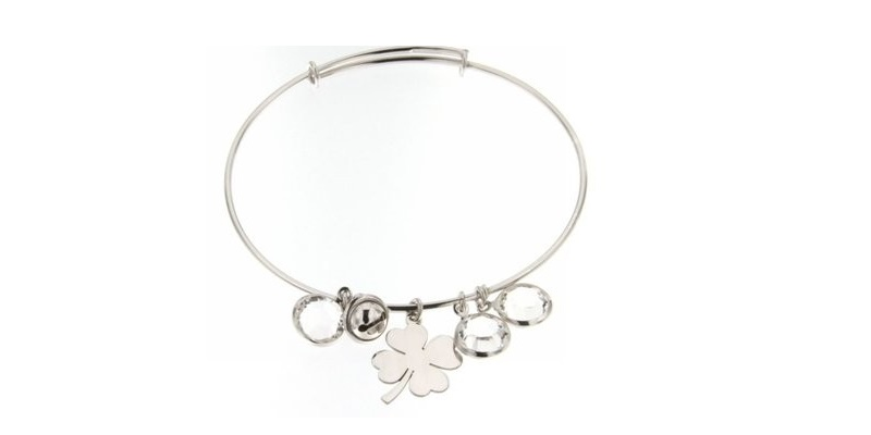 bracciale in argento luckiness