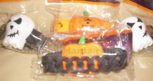 braccialetti Halloween omaggio con Vigorsol e Big Babol