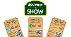 buoni sconto McDrive Show ottobre