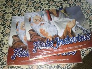 calendari Frate Indovino 2016 ricevuti da Anna