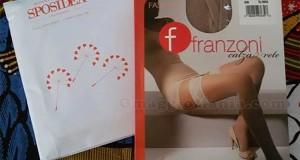 calze autoreggenti ricevute gratis da Marina