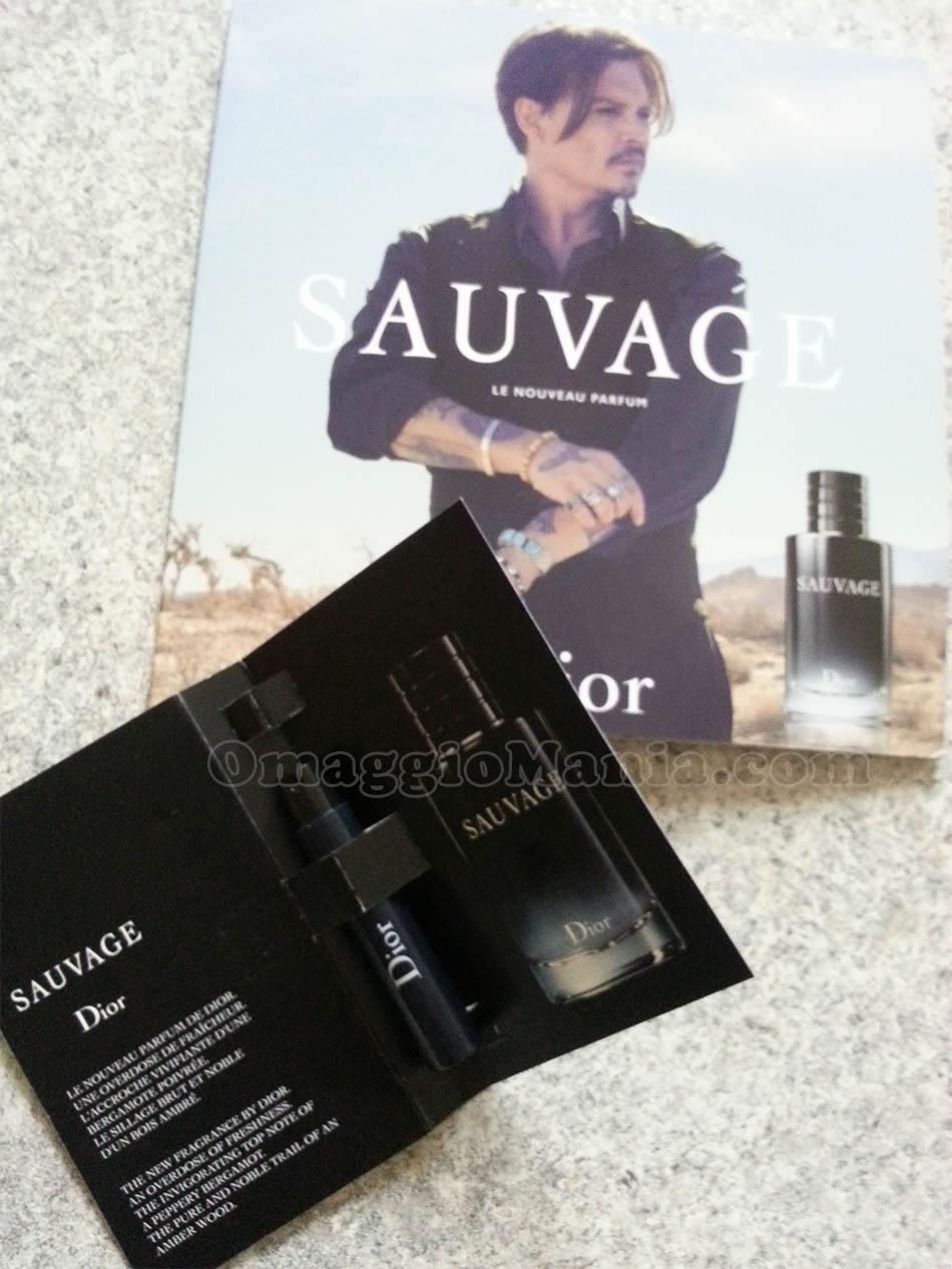campione omaggio Sauvage Dior di Sabry77