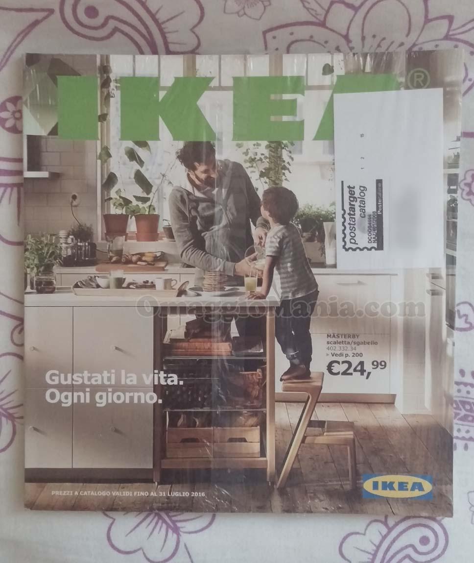 catalogo IKEA 2016 ricevuto gratis