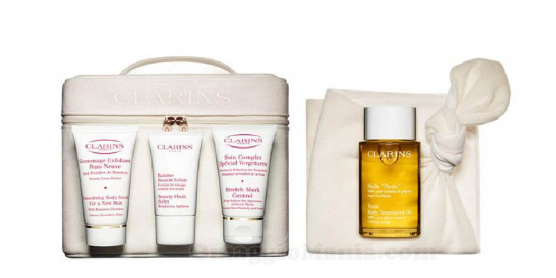 cofanetto beauty Clarins