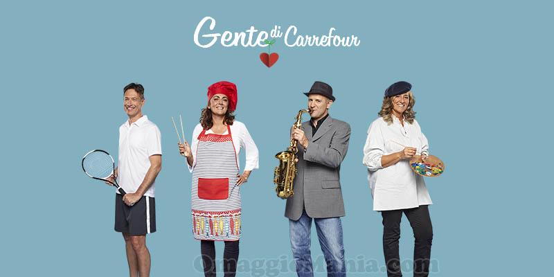 concorso Gente di Carrefour