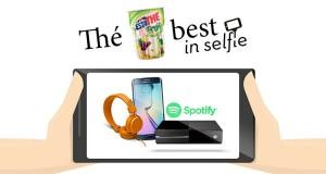 concorso Thé best in selfie