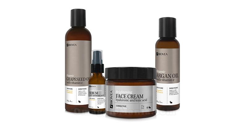 cosmetici antietà Biovea