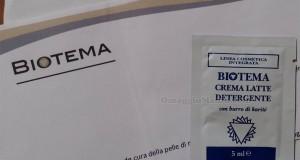 crema latte detergente Biotema