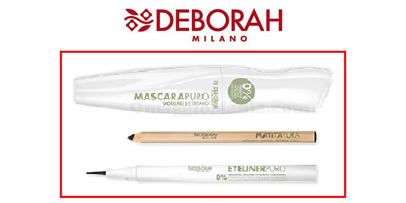 diventa tester Deborah Milano linea Puro 0