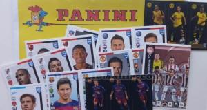 figurine e album Panini FIFA 365 in omaggio