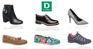 fornitura di scarpe Deichmann